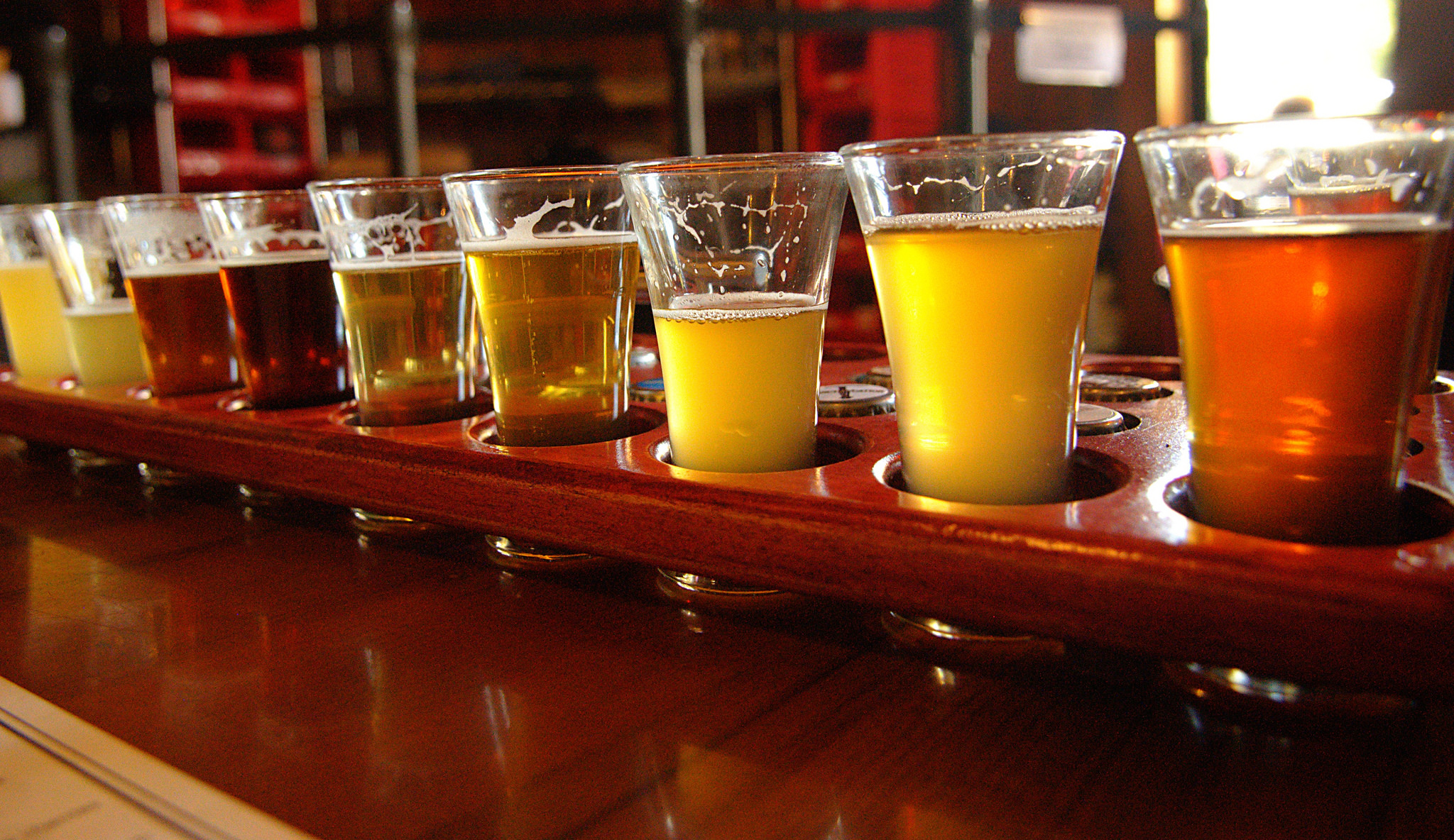 The Benefits Of Small Batch Brewing