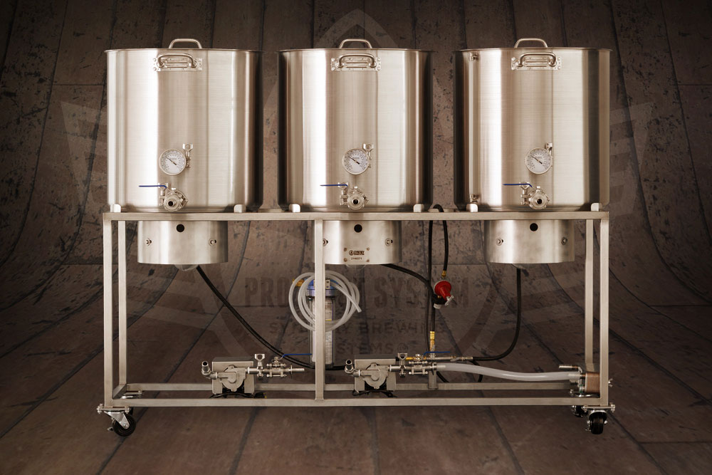 Pro Pilot 15 Gallon Brewing System